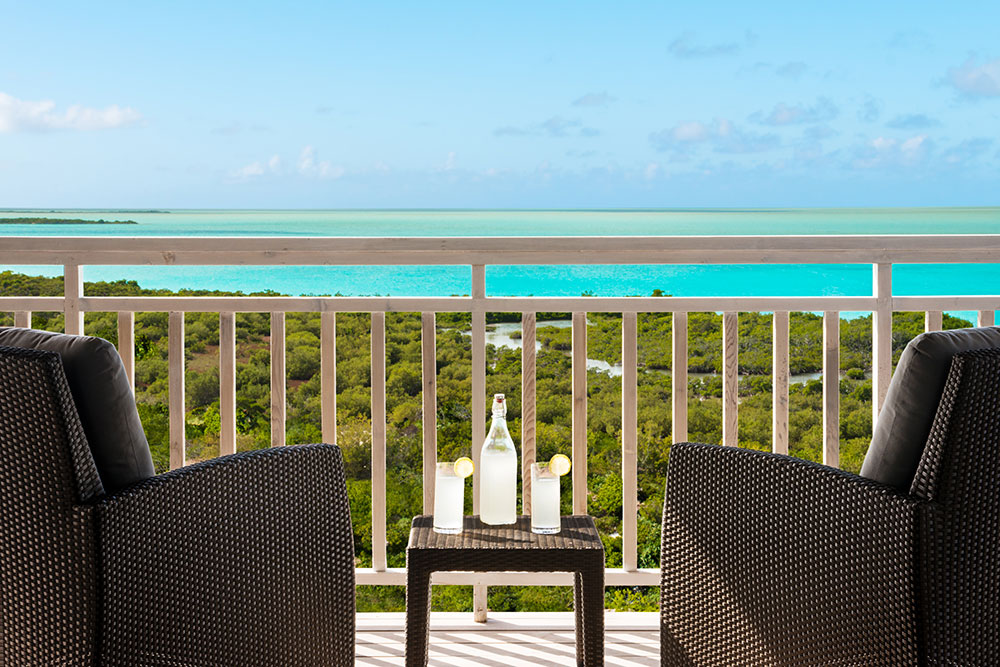 Sailrock-Resort-Ridgetop-Suite-Wrap-Around-Terrace-West-Coast-Sunset-View-1