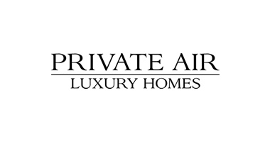 Private Air Luxury Homes Logo