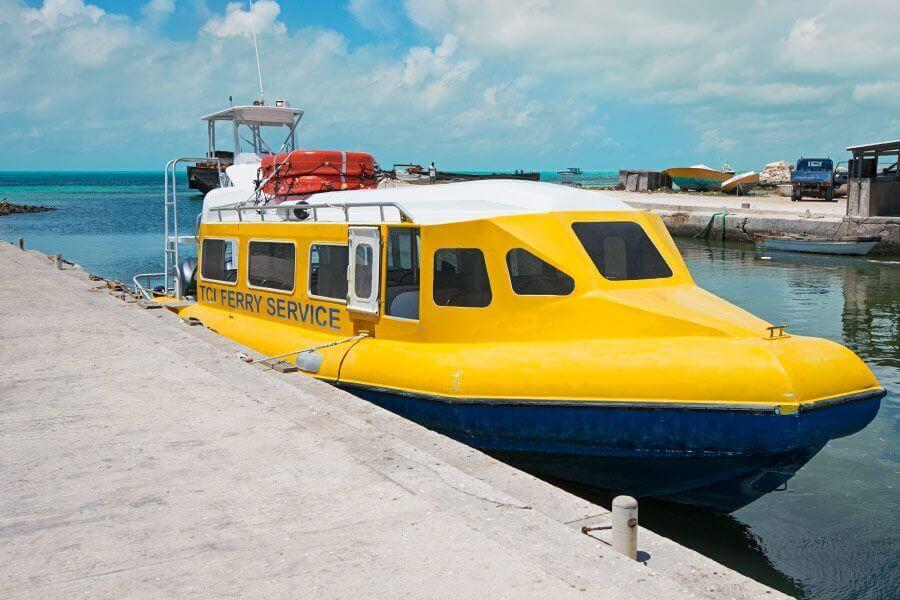 South Caicos Ferry Service
