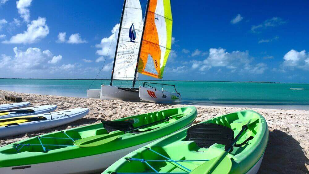 Turks and Caicos Kayaking