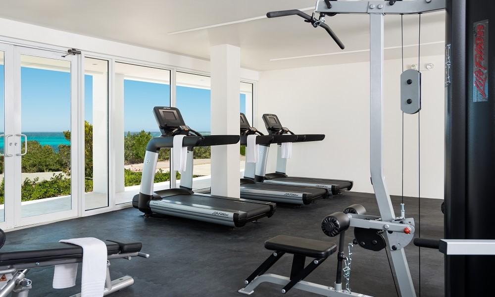 Sailrock Resort Gym