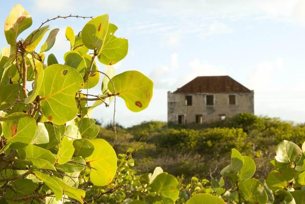 Historic South Caicos
