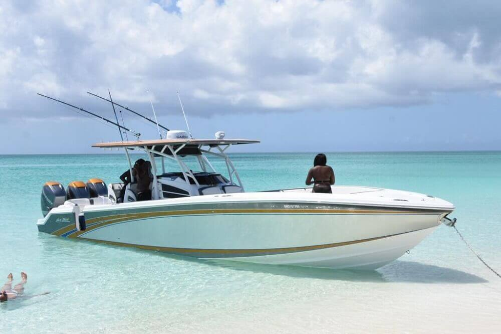 Turks and Caicos Private Boat Charter