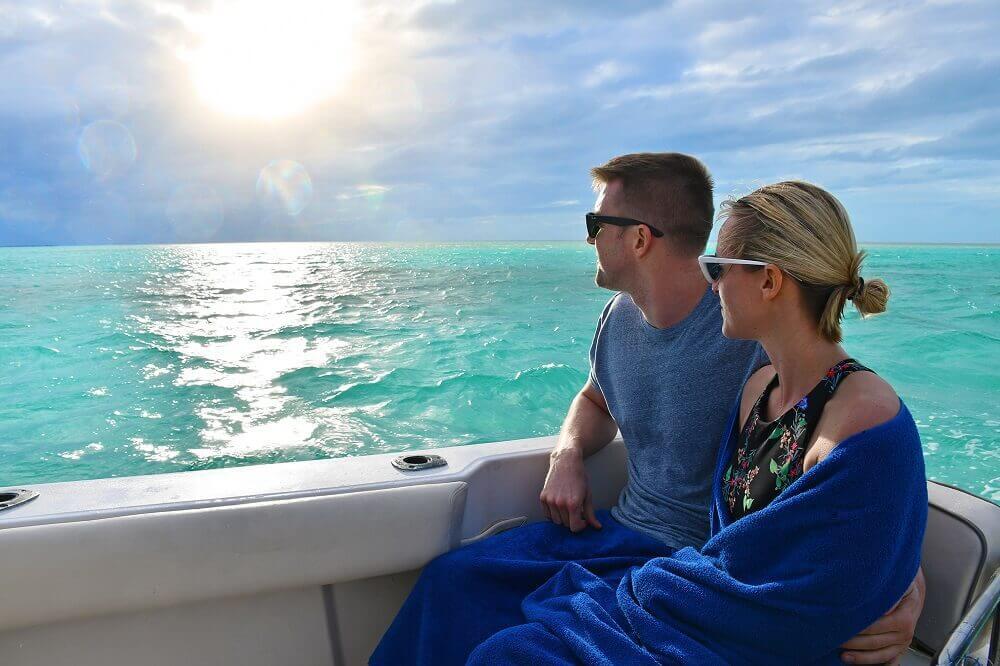 South Caicos Boating Adventure