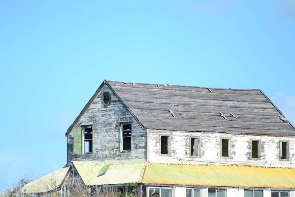 South Caicos Building