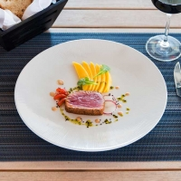 Sailrock-Resort-Great-House-Restaurant-Dinner-Menu-Ahi-Tuna