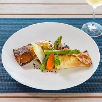 Sailrock-Resort-Great-House-Restaurant-Dinner-Menu-Baked-Spiny-Phyllo-Lobster-Tail