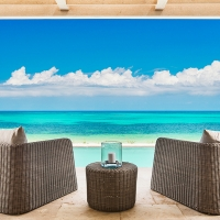 Sailrock Resort-Beachfront Villa-Outdoor Terrace-1