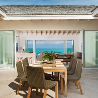Sailrock Resort-Beachfront Villa-Garden Dining-1